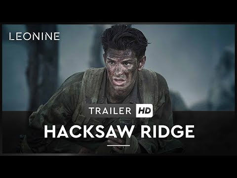 Hacksaw Ridge - Trailer (deutsch/german; FSK 12)