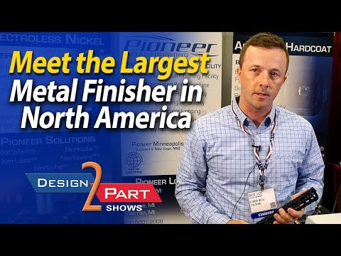 Largest Metal Finisher In North America Anodizing Electroplating
