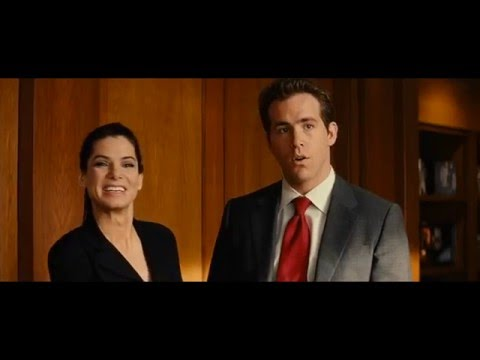 The Proposal 2009 Sandra Bullock Ryan Reynolds Movie Trailer