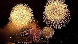みなと神戸海上花火大会 Fireworks at Kobe Japan