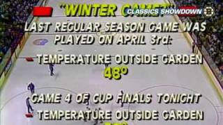 1988 Stanley Cup Finals Bruins-Oilers Game 4 Highlights 5/24/88