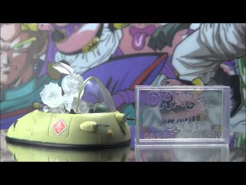 Dragon Ball Ichiban Kuji 2013 - H Prize The Machine Collection Air version Review!