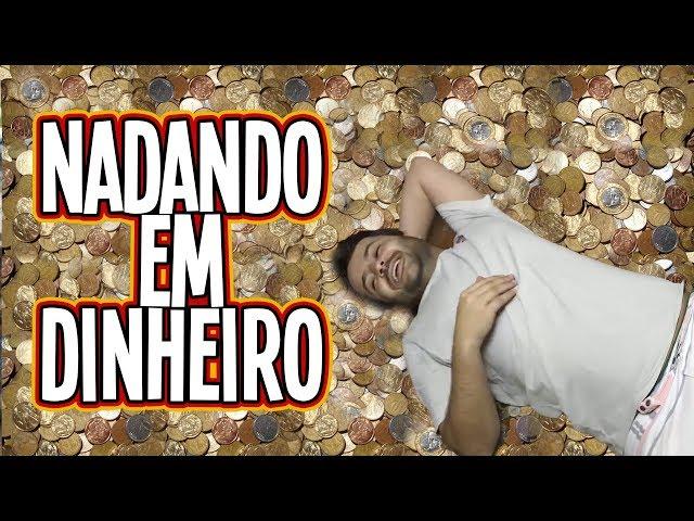 ABRI MEU COFRE - NADANDO EM DINHEIRO  - Dan Loures