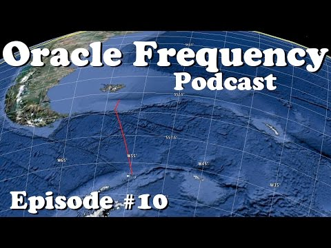 Aromatase, Ibogaine, & The Drake Passage Theory - The Oracle Frequency Podcast #10