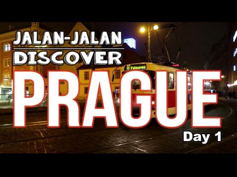 Jalan-jalan (Discover) Prague/Praha, Czech Republic - Day 1 - Travel Vlog