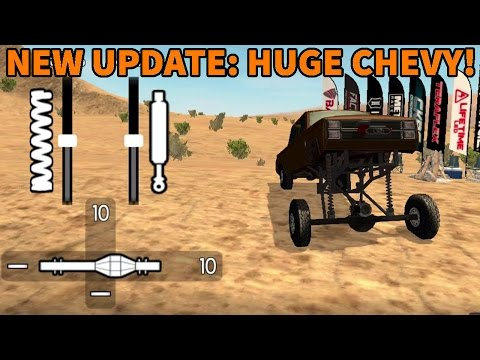 Gigabit Off-Road NEW UPDATE! Insane MONSTER TRUCK Chevy Build