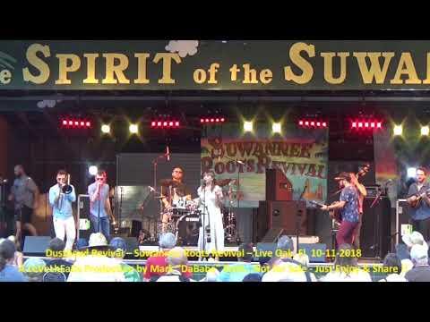 Dustbowl Revival – Suwannee Roots Revival – Live Oak, Fl  10 11 2018