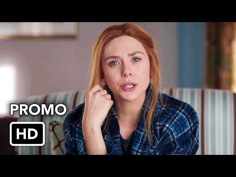 "Marvel's WandaVision (Disney+) ""Tomorrow"" Promo HD"