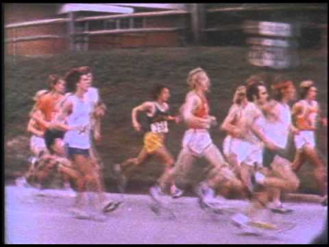 1975 VIRGINIA TEN MILER  RODGERS VS. SHORTER