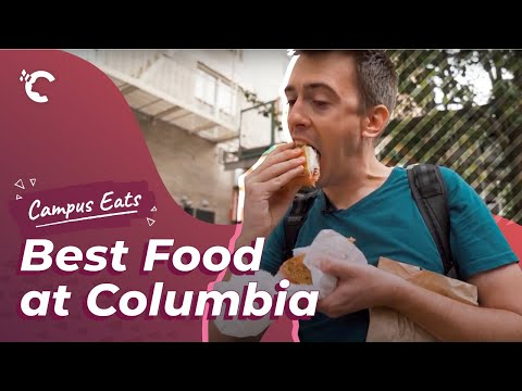 Campus Eats -- Best Food at Columbia University