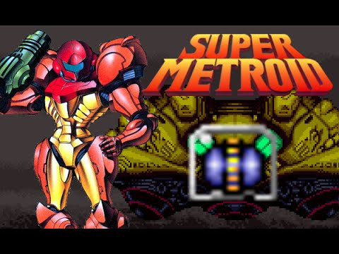 Super Metroid: Power Bomb Locations