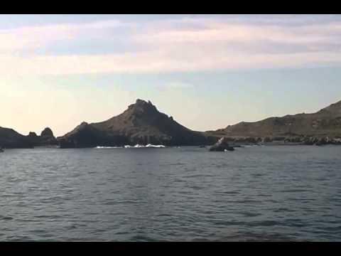 Isla De Todos Los Santos En Ensenada Baja Californ Youtube