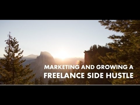 $4k a Month within 6 Months: Marketing and Growing a Freelance Side Hustle