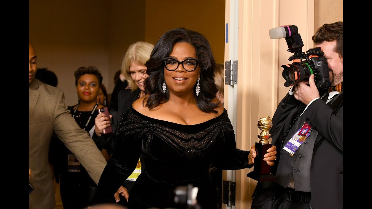 Beneficiary of US system Oprah Winfrey calls out 'white privilege'