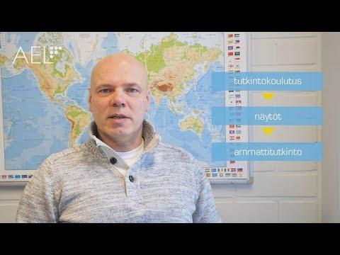 Opiskele Ulkomaankaupan ammattitutkinto!
