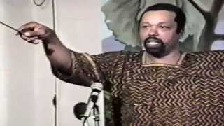 LECTURE: Brotha Steve Cokely Feat. Ashra Kwesi- The Black Boule