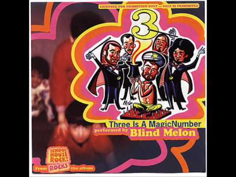 Blind Mellon - 3 Is A Magic Number.wmv