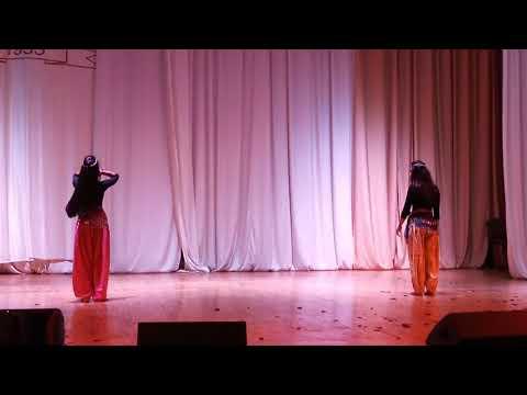 Dance on Afghan jalebi (ya baba) INDIAN NIGHT 2017  part 1
