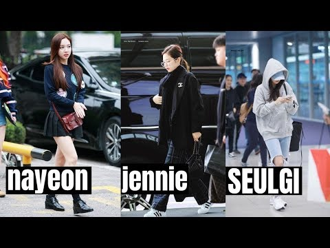 Member Has The Best Fashion Style [ TWICE] [BLACKPINK] [ RED VELVET]