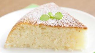 Домашние видео-рецепты - творожный кекс на кефире в мультиварке