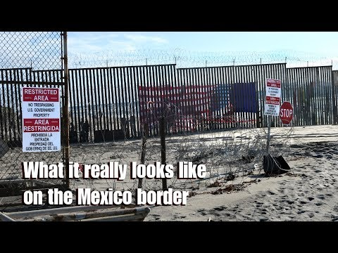 Exploring Small Towns On The U.S / Mexico Border