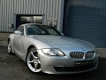 Review of BMW Z4 coupe