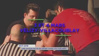 2017-2018 : Une saison riche en sport dans les Yvelines !