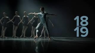 Большой балет в кино 2018-19 - трейлер / Bolshoi Ballet in cinema 2018-19 - trailer