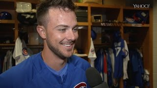 Kris Bryant couldn't believe who texted him after World Series