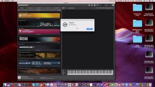 2nd  way of  adding Libraries in Kontakt when you get ''no library found''