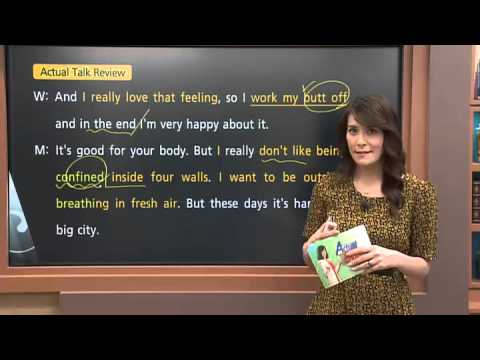 Actual English with Jennifer - Lesson 22. Exercising