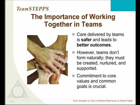 Introducing TeamSTEPPS® for Office-Based Care Online