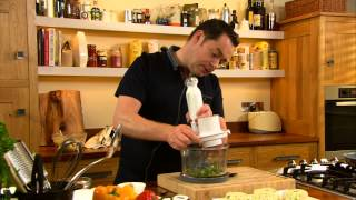 Neven Maguire Cooks Up Potato Cakes With Bacon