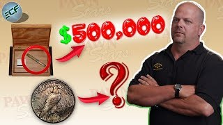 Most expensive and rarest items ever sold on Pawn Stars
