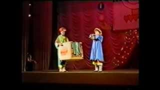 Смешная сценка - клоунада Капуста