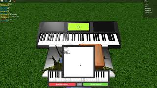 FIREFLIES ON ROBLOX VIRTUAL PIANO