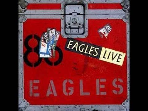 The Eagles. New Kid In Town. (Live).
