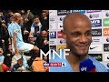 quot Everyone was shouting DON  39 T SHOOT  quot    Vincent Kompany on his astounding goal against Leicester