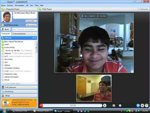 Guide on how to use Skype for Import Export Business