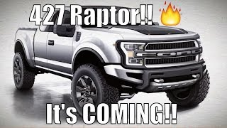 Goodbye Ecoboost!! 427 Raptor Coming!! Holy Shit! Ford Taking On Dodge!
