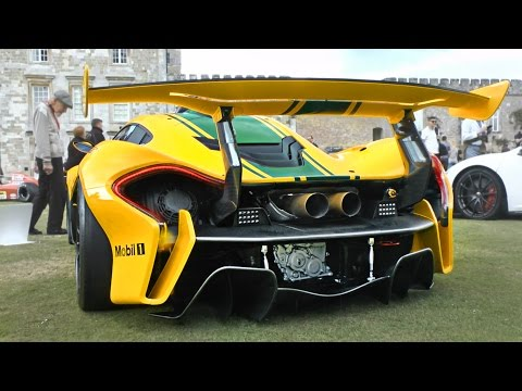 BEST-OF Supercar Sounds - 2015