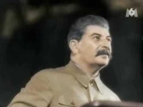 Сталин вождь советского народа/Stalin leader of the Soviet people