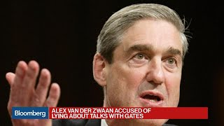 Mueller Charges Lawyer Van Der Zwaan in Russia Probe