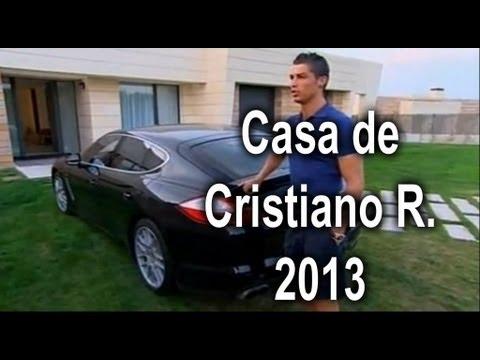 Casa de Cristiano Ronaldo 2013  YouTube