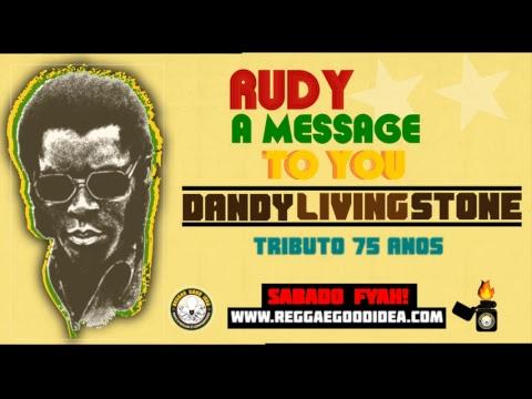 Reggae Good Idea - Sábado Fyah - Tributo Dandy Livingstone [15-12-2018]