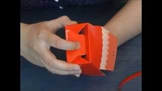 Сборка коробочки М0020
