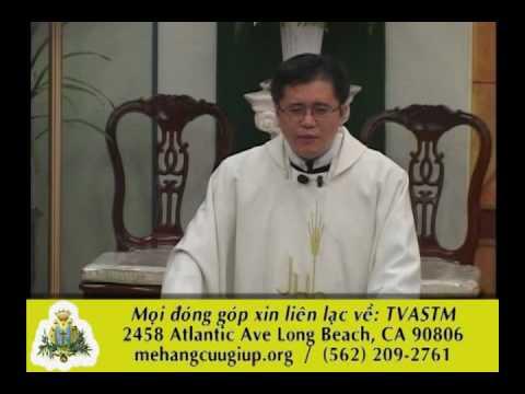 Bài Giảng Cha MJ Nguyễn Trường Luân , CSsR., 26-01-09, Mc 3:22-30- Phần 2