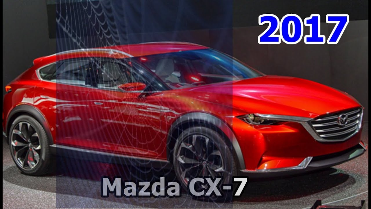 2017 mazda cx 7 engine redesign concept youtube. Black Bedroom Furniture Sets. Home Design Ideas