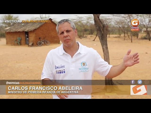 MISIÓN ARGENTINA Y DPS VISITAN COMUNIDADES WAYUU