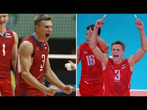 TOP 15 Crazy Moments Aggressive Setter Dimitry Kovalev (Дмитрий Ковалёв) | SETTER - SPIKER